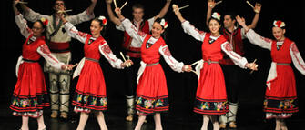 International Dance and Song Festival 2013