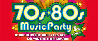 70s 80s Music Party 2014