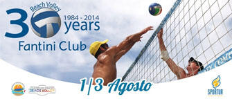 30 Years Beach Volley al Fantini Club