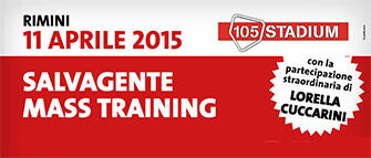 Salvagente Mass Training