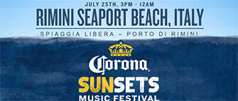 Rimini Seaport Beach 2015