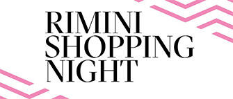 Rimini Shopping Night estate 2016