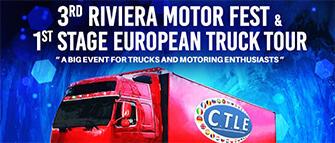 Riviera Motor Fest 2016: prima tappa dell'European Truck Tour