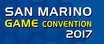 San Marino Game Convention 2017