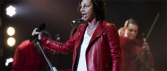 Gianna Nannini in concerto all'RDS Stadium di Rimini