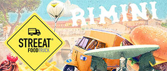 STREEAT® Food Truck Festival a Rimini