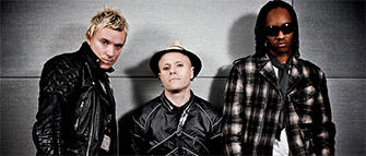 The Prodigy in concerto all'RDS Stadium di Rimini