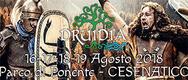 Druidia 2018 a Cesenatico - DAL 16 AL 19/08/2018