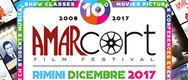 Amarcort Film Festival 2017 a Rimini - DAL 2 AL 10/12/2017