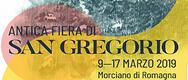 Antica Fiera di San Gregorio 2018 a Morciano di Romagna - DAL 10 AL 18/03/2018