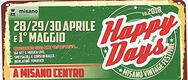 Happy Days 2018, mercato vintage a Misano Adriatico - DAL 28/04 AL 01/05/2018