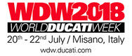 World Ducati Week 2018 al Misano World Circuit - DAL 20 AL 22/07/2018