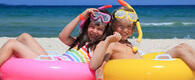 BIMBI GRATIS AL RIMINI BEACH - HOTEL BROTAS & MARILONDA
